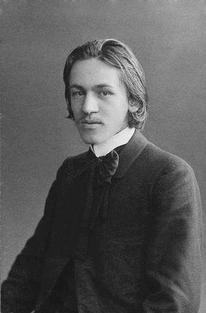 Blaise Cendrars - Blaise Cendrars, circa 1907.