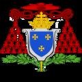 Blason du Cardinal Césaire Mathieu.png