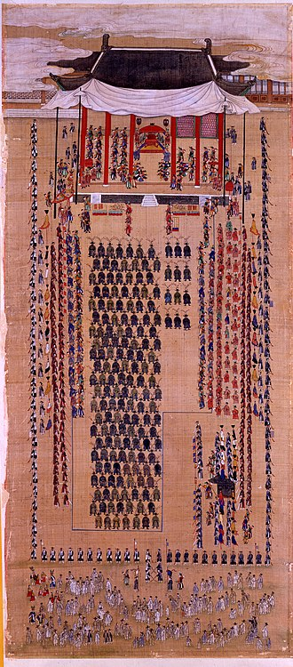 Eight Days, Assassination Attempts against King Jeongjo - Image: Blue 2 Haenghaeng nagnamheonbangbang