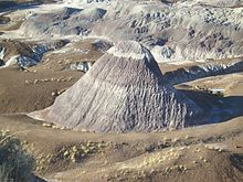 Blue Mesa-Petrified Forest National Park-Arizona1246.JPG
