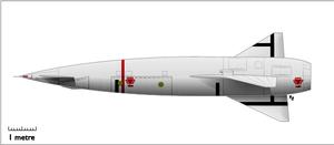 Avro - Blue Steel missile