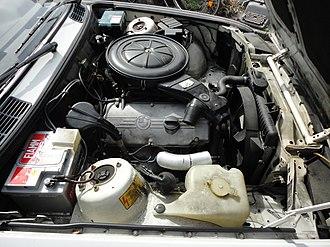 BMW 3 Series (E30) - BMW M10 engine
