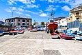 Boats near Playa De Vueltas on La Gomera, Spain (48293840817).jpg