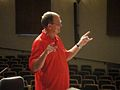 Bob Curnow conducting in PA, 2010.jpg