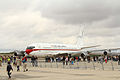 Boeing 707-368C (T.17-3 - 47-03) del 47 Grupo Mixto de Fuerzas Aéreas del Ejército del Aire (15536039151).jpg
