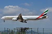 A6-EGQ - B77W - Emirates