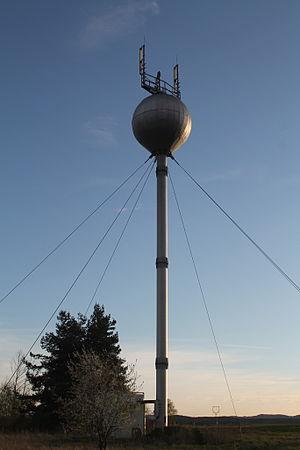 Bor (Tachov District) - Boječnice Water Tower