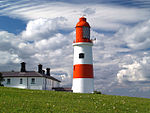 Souter Point Lighthouse and Attached Buildings