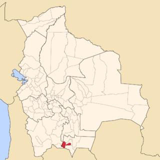 José María Avilés Province