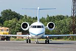 Bombardier CL-600-2B16 Challenger 604, Jet Aviation Business Jets JP6346847.jpg