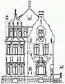Bonn Tempelstraße 6 Aufriss Straßenfront 1899.jpg