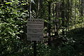 Border warning sign in Crawford State Park 20130629.jpg