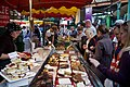Borough Market cake stall, London, England - Oct 2008.jpg