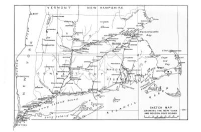 Boston Post Road - Wikipedia, the free encyclopedia