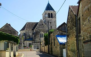 Bouix Commune in Bourgogne-Franche-Comté, France