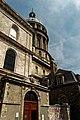 Boulogne-sur-Mer - Ville Haute - Rue de Lille - View NNE on Basilica of Notre-Dame de Boulogne I.jpg