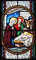 Bourrou église vitrail collatéral détail (2).JPG