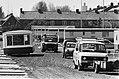 Bouw caravan- en wisselwoning terreinen in Lekkerkerk voo bewoners uit gifwijke, Bestanddeelnr 930-8331.jpg
