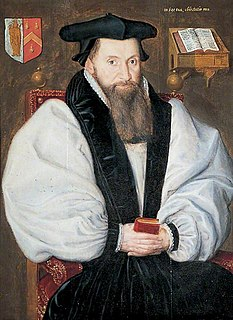 Robert Abbot (bishop) Anglican clergyman and academic, Master of Balliol College, Oxford and Bishop of Salisbury