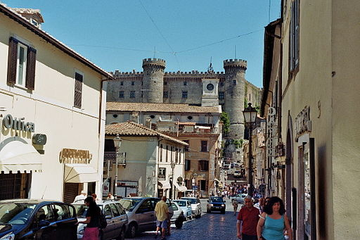 Bracciano - Castle and Town