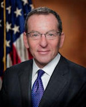 Lanny A. Breuer - Image: Breuer Official Portrait