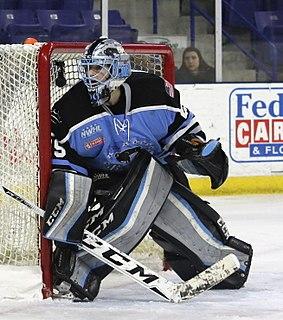 Brianne McLaughlin American womens ice hockey player
