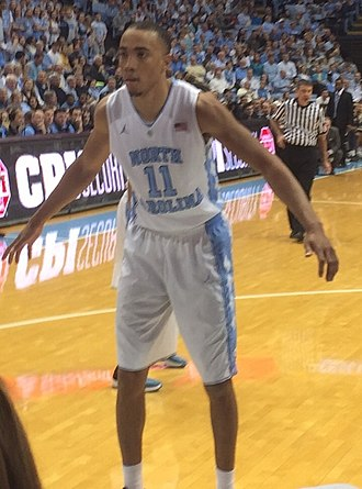 Brice Johnson - Johnson while at UNC in 2016