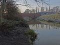 Bridge over Holderness Drain, Hull - geograph.org.uk - 638477.jpg