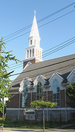 Brighton Heights, Staten Island - Brighton Heights Reformed Church