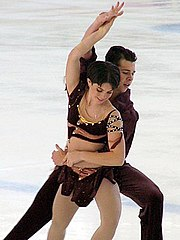 Brittany Vise & Nicholas Kole 2004 Junior Grand Prix Germany.jpg
