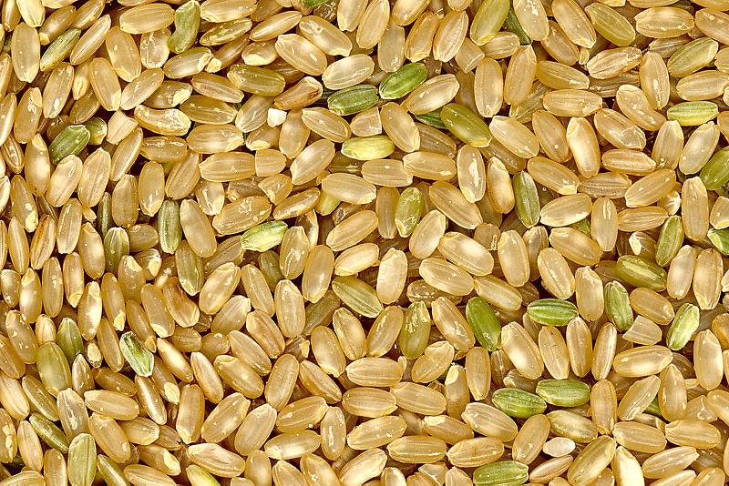 File:Brown rice.jpg