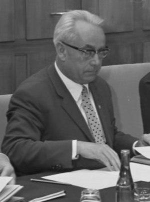 Bruno Heck - Heck in 1968
