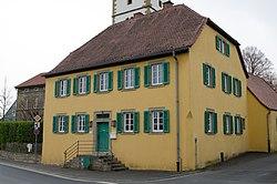 Buchbrunn, Evang.-lutherisches Pfarrhaus, 006.jpg