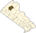 Bucks county - Haycock Township.png