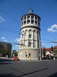 Bucuresti, Romania, Foisorul de Foc, Bd. Ferdinand nr. 33, sect. 2.JPG