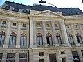 Bucuresti, Romania. Biblioteca Centrala Universitara (Fundatia Universitara Carol I). Arhitect Paul Gottereau.jpg