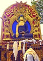 Buddha at peace at Namo Buddha, Kavrepalanchowk, Nepal.jpg