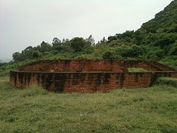 Buddhist Stupa at Kotturu
