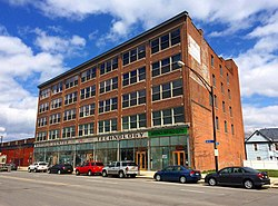 Buffalo Electric Vehicle Co. - Artspace Buffalo Lofts & Gallery - Buffalo, NY - April 2015.jpg