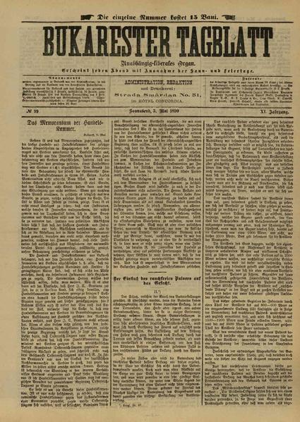 File:Bukarester Tagblatt 1890-05-03, nr. 099.pdf