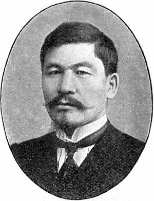 Bukeykhanov