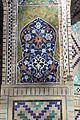 Bukhara divan begi madrasa outside detail 1.JPG