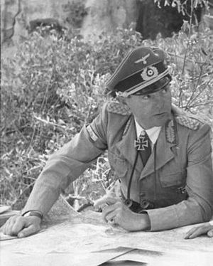 Ernst-Günther Baade - Image: Bundesarchiv Bild 101I 315 1110 09, Ernst Günther Baade (cropped)