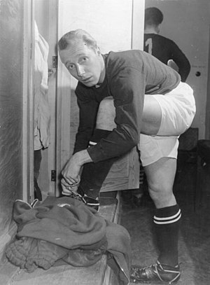 Manfred Kaiser - Image: Bundesarchiv Bild 183 51088 0002, Manfred Kaiser, Fußball Nationalspieler der DDR
