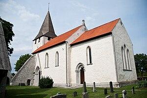 Bunge Church - Image: Bunge church, 2009 08 11