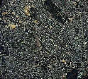 Bunkyō - Aerial view of Bunkyo