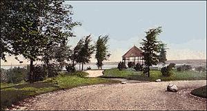 Burnet Park - Burnet Park c.1905