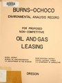 Burns-Ochoco non-competitive oil & gas area - proposed oil & gas leasing, environmental analysis record (IA burnsochocononco13unit).pdf
