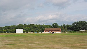 Hampshire Cricket Board - Image: Burridge Cricket Club geograph.org.uk 219979