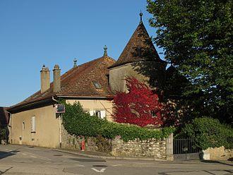 Bursins - Bursins village
